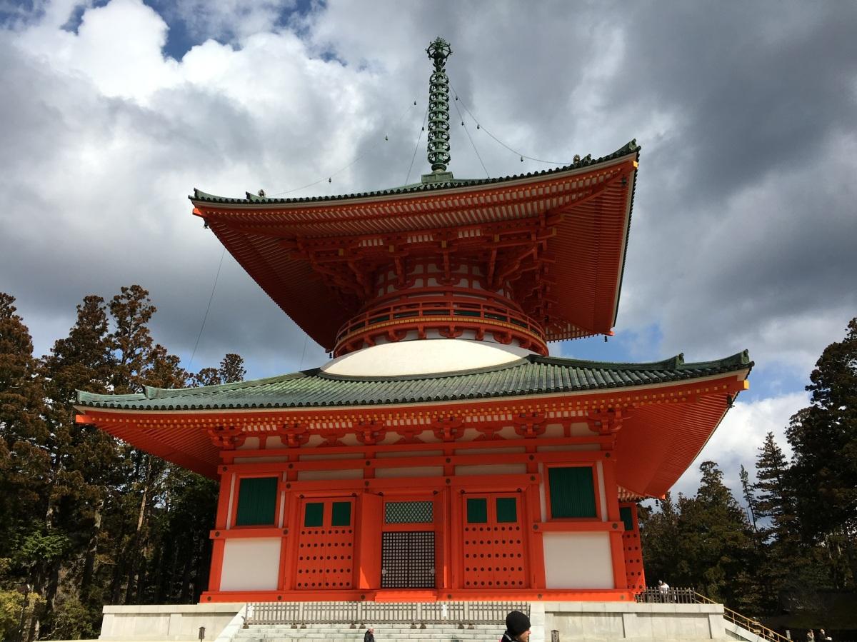 Japan 2017, Koya-San